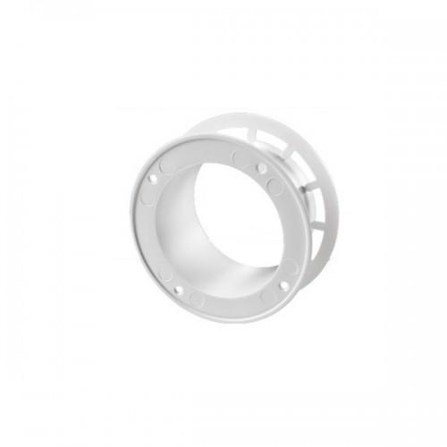 Flange de ventilation en PVC Ø 125mm
