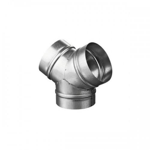 Raccord Y métal - Ø 125mm - Vents System