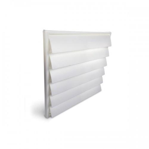 Grille de ventilation PVC - 214x250mm