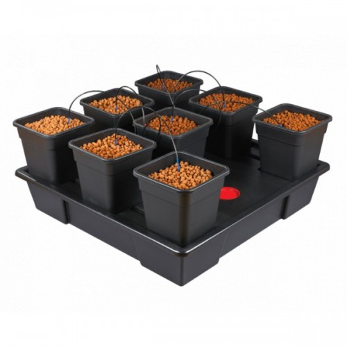 Wilma large 8 pots 6 litres - Atami