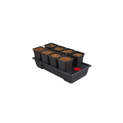 Wilma small wide 8 pots 11 litres - Atami