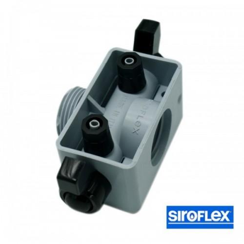 Module d'arrosage SIROFLEX 2 sorties