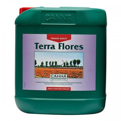TERRA FLORES 10 litres - CANNA