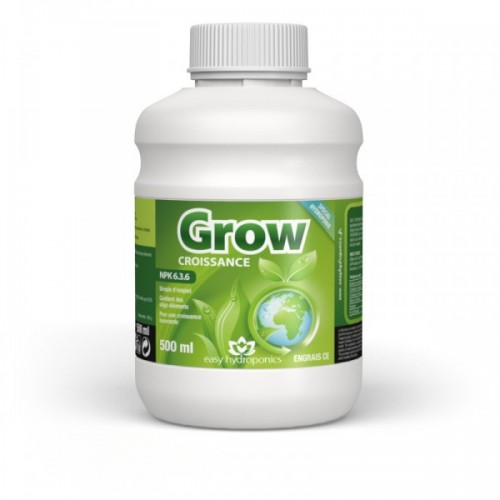 Easy Hydroponics Grow 500ml
