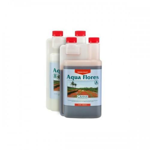 AQUA FLORES A+B - 1 litre - CANNA