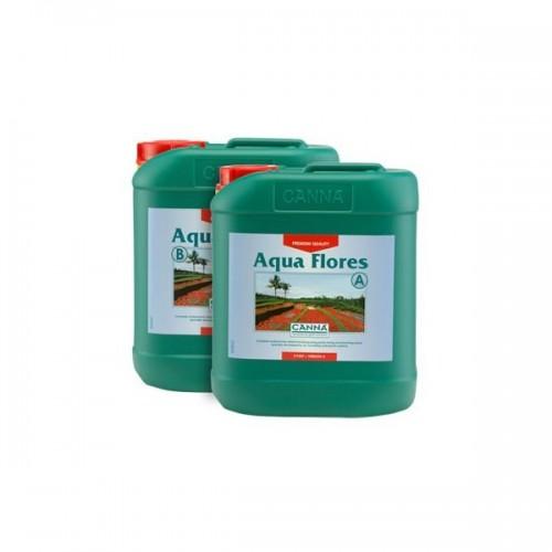 AQUA FLORES A+B - 5 litres - CANNA
