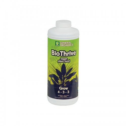 GO Thrive GROW - General Organics