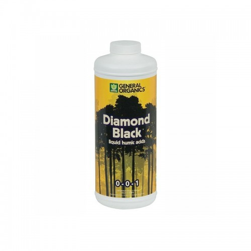 DIAMOND BLACK 1 litre - General Organics