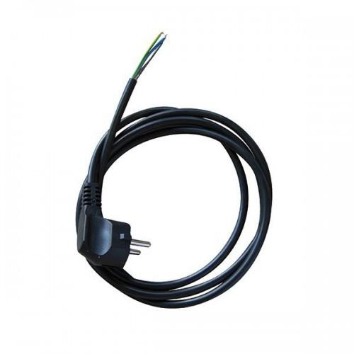 Prise + 2m câble 3x1.5mm dénudé