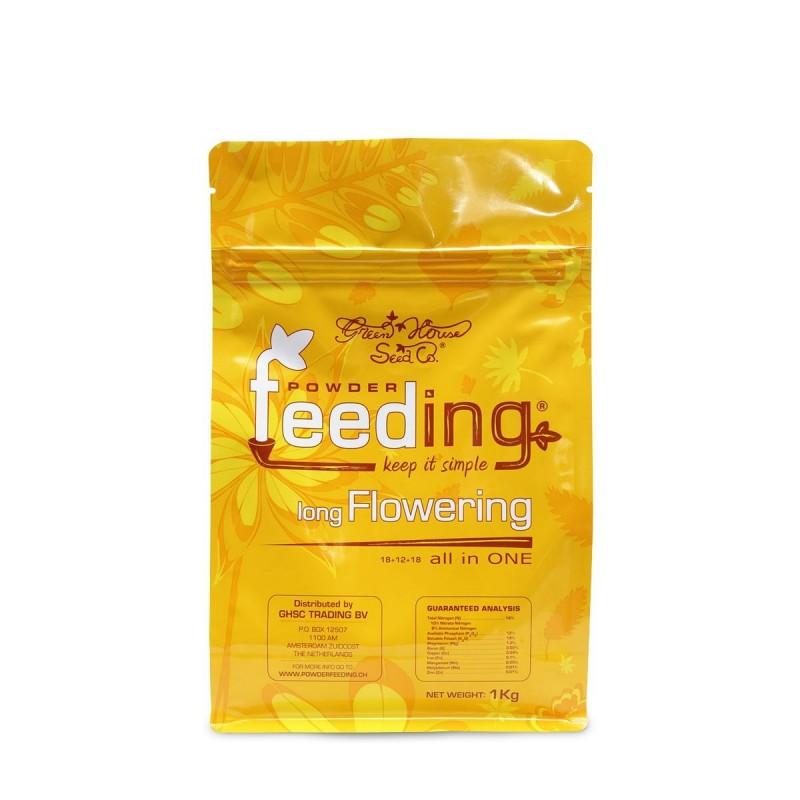 Powder Feeding LONG Flowering 1kg - Green House