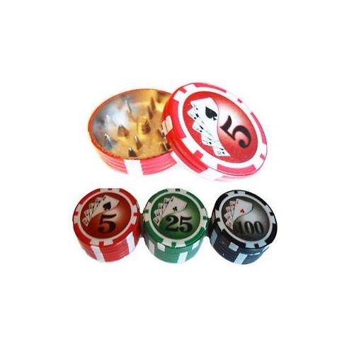 Grinder Poker 40mm 2 parts