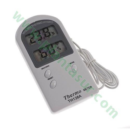 Thermo-hygromètre BASIC avec sonde T° 1,5m