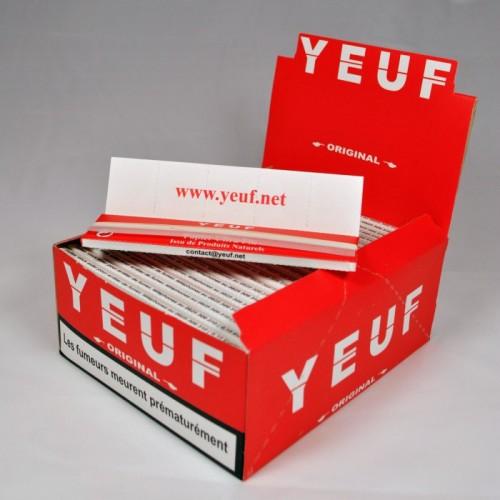 YEUF ORGINAL boite 50 carnets