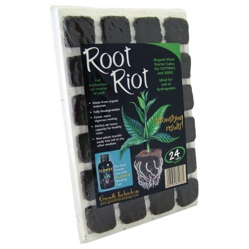 Root riot plateau x 24 - growth technology