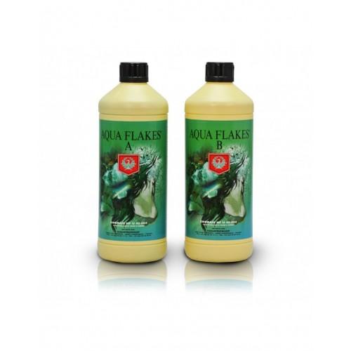 House & Garden Aqua Flakes A+B - 2 x 1 Litre