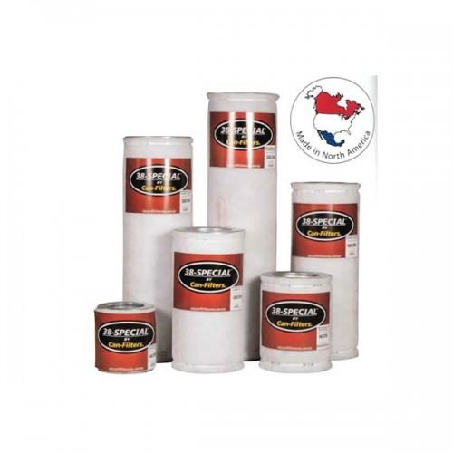 Filtre à Charbon CAN-38 SPECIAL 1400m3/H - L100cm - flange 250