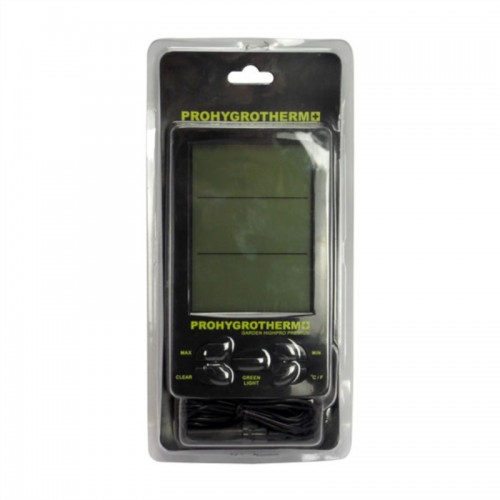 Thermomètre - hygromètre PRO sonde 1.5m - Garden High Pro