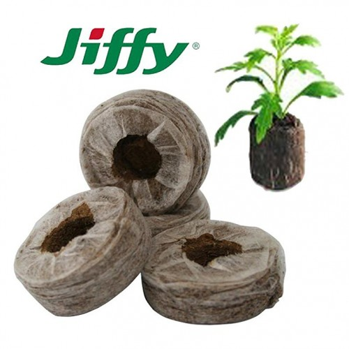Disque coco germination - Jiffy