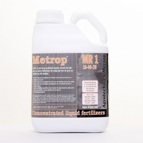 MR1 5 litres Grow - METROP