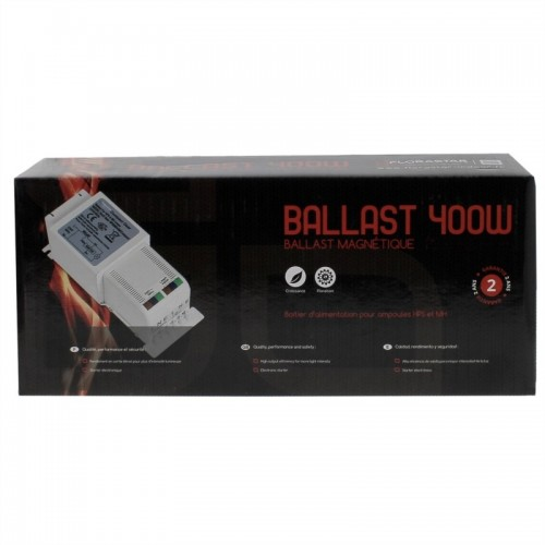 Ballast magnétique 400w Comptact - FLORASTAR