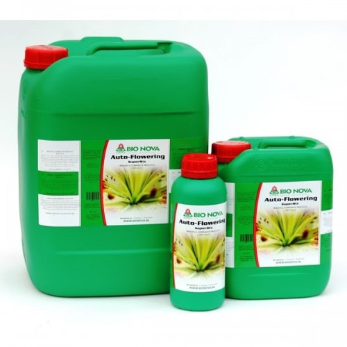 Auto-Flowering SuperMix 5 litres - BIONOVA