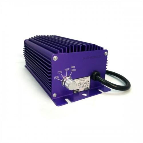 Ballast électronique 250W LUMATEK Dimmable