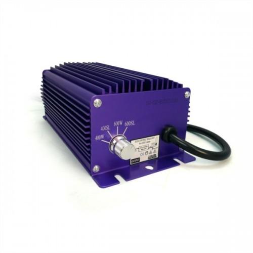Ballast électronique LUMATEK 600W Dimmable