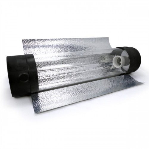 CoolTube Black Prima Klima - 150 x 580mm