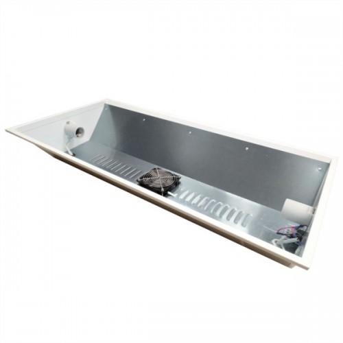 REFLECTEUR TWIN CFL FLORASTAR - jusqu'à 2 x 300W avec cordon 3m