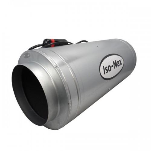 Extracteur ISO-MAX 870m3/h - 3 vitesses - sorties 200mm