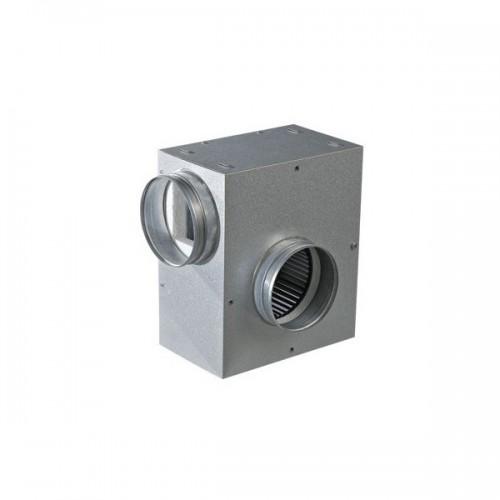 Extracteur insonorisé KSA Ø150mm - VENTS