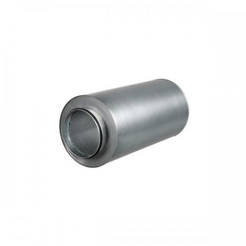 Silencieux rigide - Diamètre 125mm