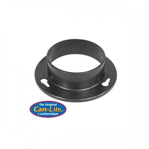 Flange Plastique 100mm pour filtre Can-Lite