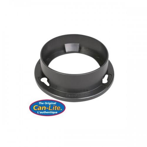 Flange plastique 125mm pour filtre à charbon Can Lite