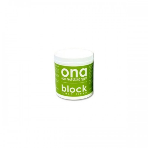 Block FRESH LINEN - 170gr - ONA