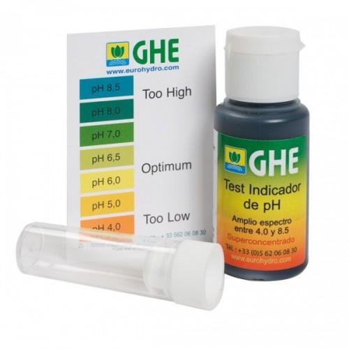 Kit PH test couleur - GHE