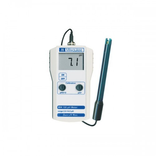 PH METRE portable MW100 - Milwaukee