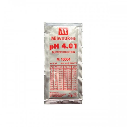 Solution PH 4.01 Milwaukee 20ml