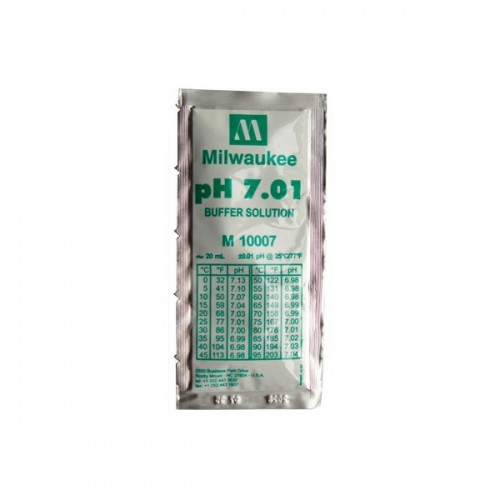 Solution pH 7.01 - 20ml Milwaukee