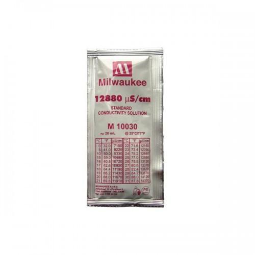 Solution EC 12.880 µS/cm Milwaukee 20ml