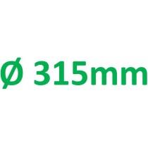 Gaine 315mm